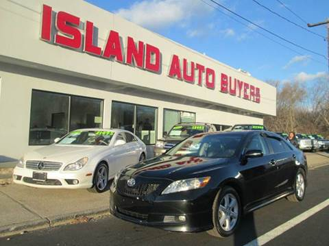 2008 Toyota Camry for sale in West Babylon, NY