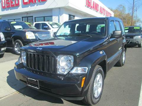2012 Jeep Liberty for sale in West Babylon, NY