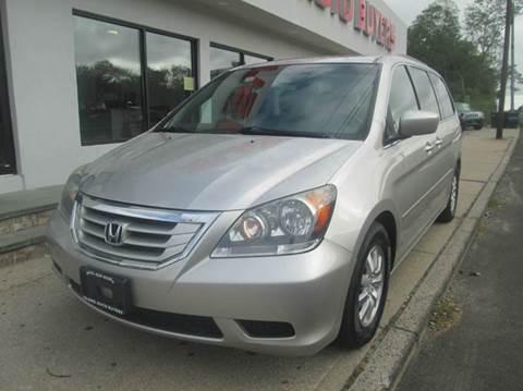 2008 Honda Odyssey for sale in West Babylon, NY