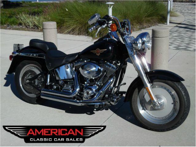 2001 Harley-Davidson Softtail