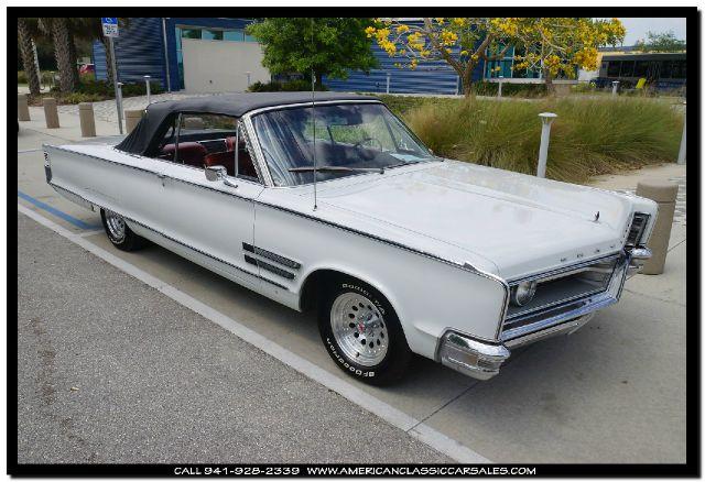 1966 Chrysler 300M