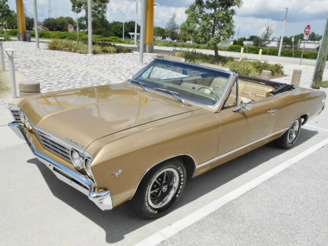 1967 Chevrolet Chevelle Malibu