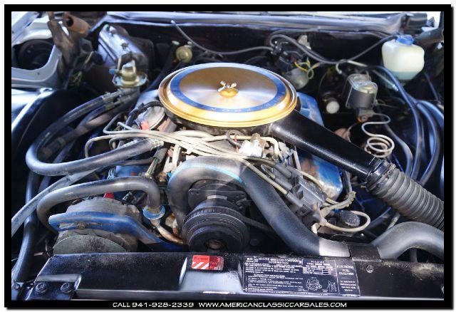1976 Cadillac Convertible