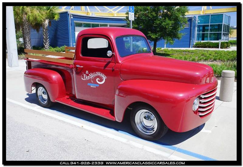 1950 Ford F-100