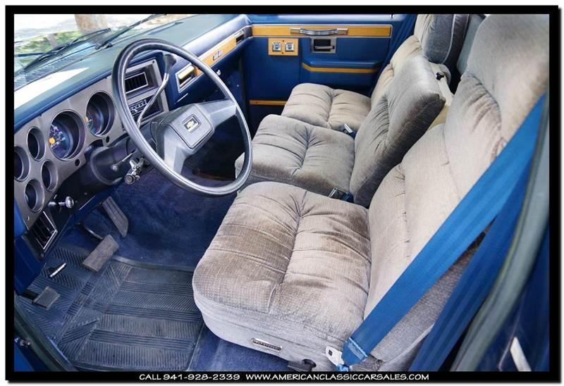1987 Chevrolet Kodiak