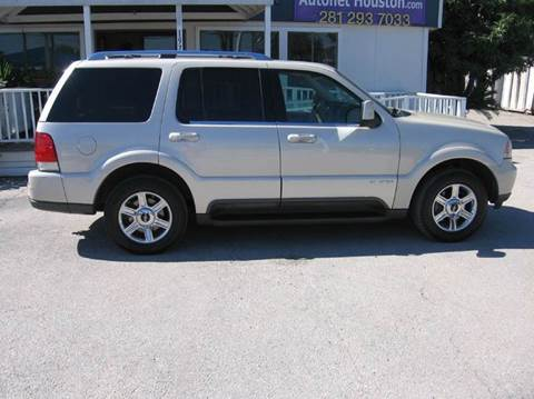 2005 Lincoln Aviator for sale in Houston, TX