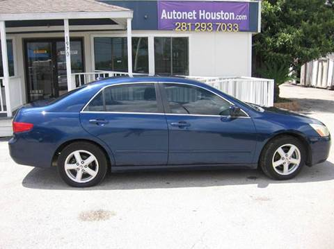 Used 2005 Honda Accord For Sale in Texas Carsforsale