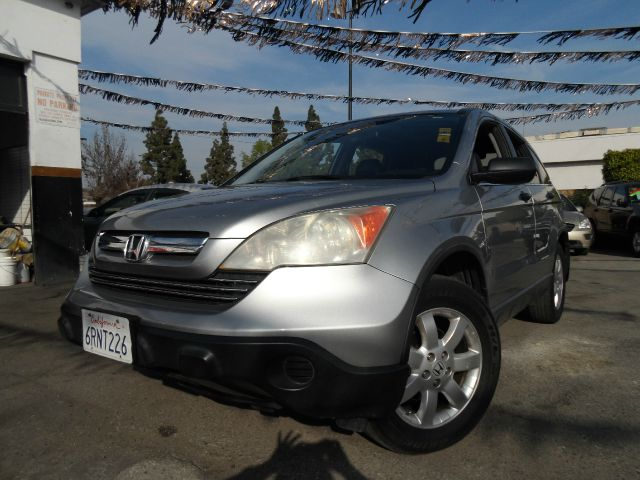 2008 HONDA CR-V EX SUV silver 2-stage unlocking - remote abs - 4-wheel air filtration airbag d