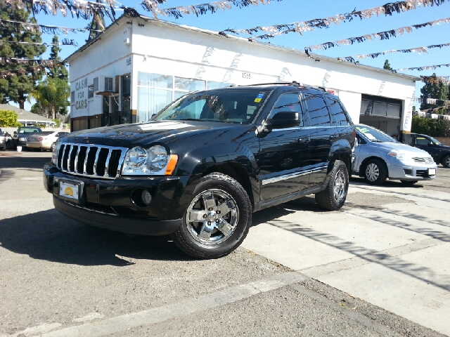 2006 JEEP GRAND CHEROKEE LIMITED 4DR SUV abs - 4-wheel adjustable pedals - power airbag deactiva