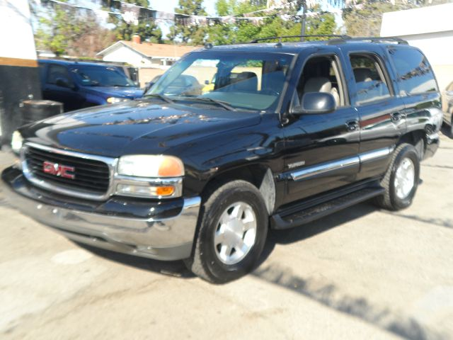 2004 GMC YUKON SLT 4DR SUV black abs - 4-wheel anti-theft system - alarm axle ratio - 342 cas