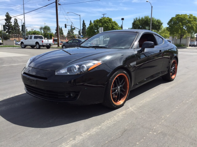 2008 HYUNDAI TIBURON GT LIMITED HATCHBACK unspecified 2-stage unlocking - remote abs - 4-wheel