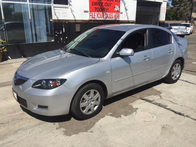 2009 MAZDA MAZDA3 I SPORT 4DR SEDAN 4A silver abs - 4-wheel airbag deactivation - occupant sensi