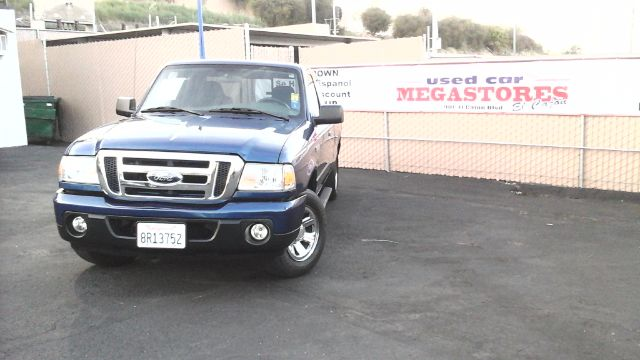 2008 FORD RANGER XLT 4X2 PICKUP EXTENDED CAB 2DR blue abs - 4-wheel airbag deactivation - passen