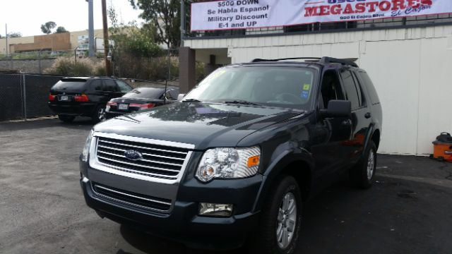2010 FORD EXPLORER XLT 4X2 4DR SUV gray abs - 4-wheel airbag deactivation - occupant sensing pas