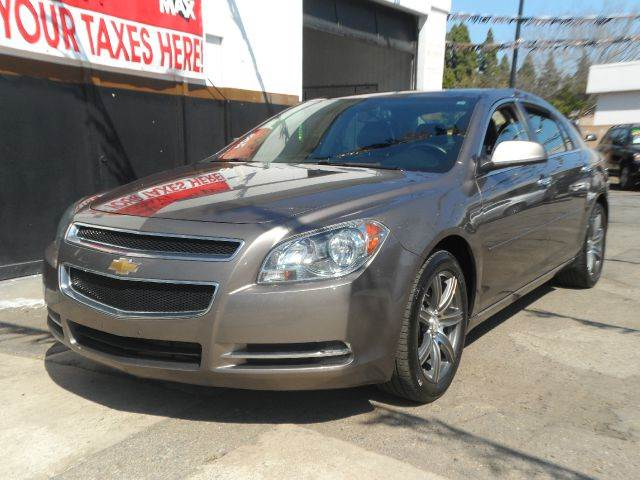 2012 CHEVROLET MALIBU LT 4DR SEDAN W2LT brown 2-stage unlocking - remote abs - 4-wheel airbag