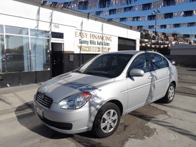 2011 HYUNDAI ACCENT GLS 4DR SEDAN 4A gray active head restraints - front and rear air filtration