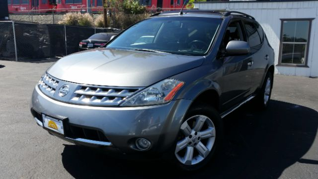 2007 NISSAN MURANO SL 4DR SUV gray 2-stage unlocking - remote abs - 4-wheel air filtration air