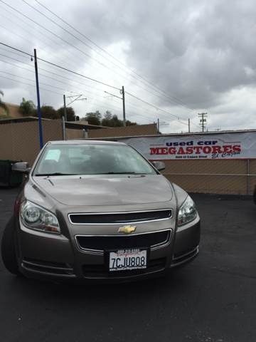 2011 CHEVROLET MALIBU LT 4DR SEDAN W1LT brown 2-stage unlocking - remote abs - 4-wheel airbag