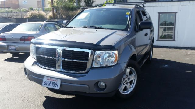 2008 DODGE DURANGO SLT 4DR SUV 4WD gray 2-stage unlocking - remote 4wd type - on demand abs - 4
