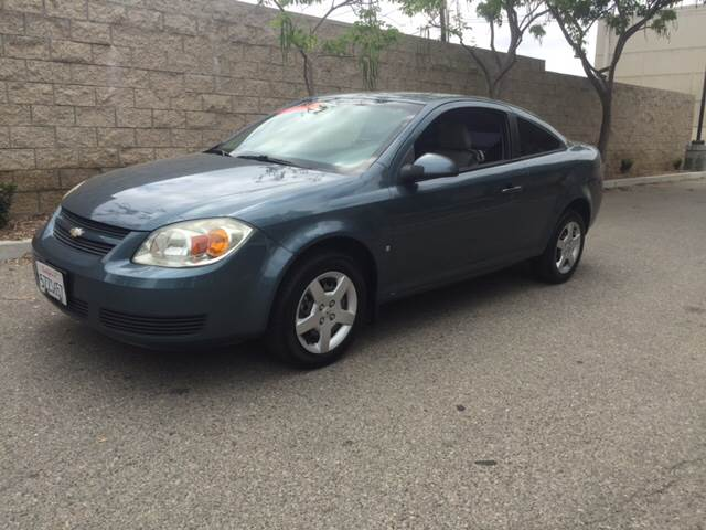 2007 CHEVROLET COBALT LT 2DR COUPE gray 2-stage unlocking - remote air filtration airbag deacti