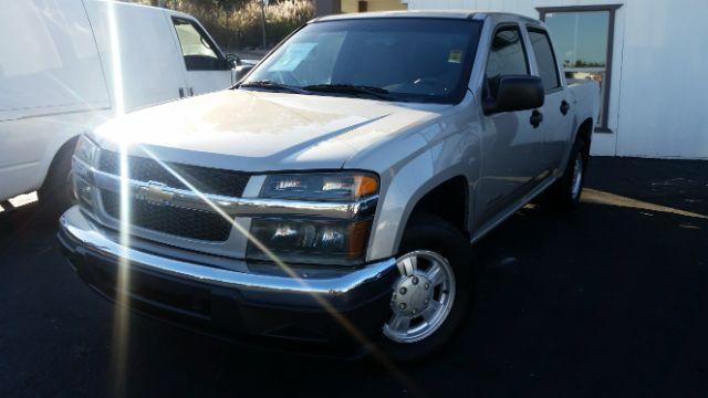 2005 CHEVROLET COLORADO Z85 LS BASE 4DR CREW CAB RWD SB gold e abs - 4-wheel axle ratio - 342