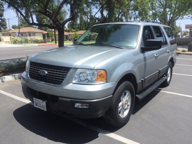 2006 FORD EXPEDITION XLT SPORT 4DR SUV silver abs - 4-wheel antenna type anti-theft system - al