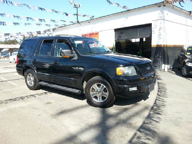 2004 FORD EXPEDITION EDDIE BAUER 4DR SUV abs - 4-wheel adjustable pedals - power anti-theft syst