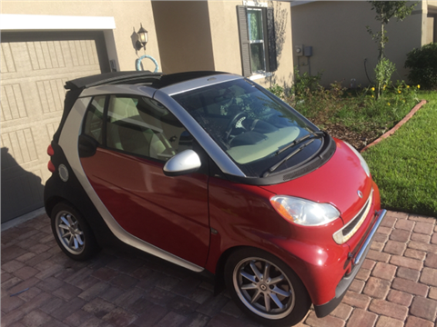 2009 Smart fortwo for sale in Tampa, FL
