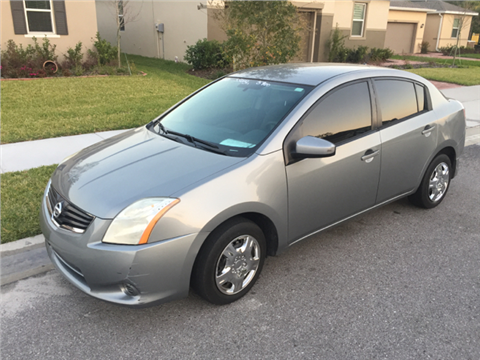 2010 Nissan Sentra for sale in Tampa, FL
