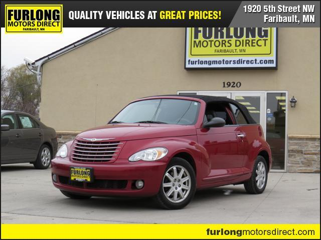 2007 Chrysler Pt Cruiser Touring 2dr Convertible For Sale