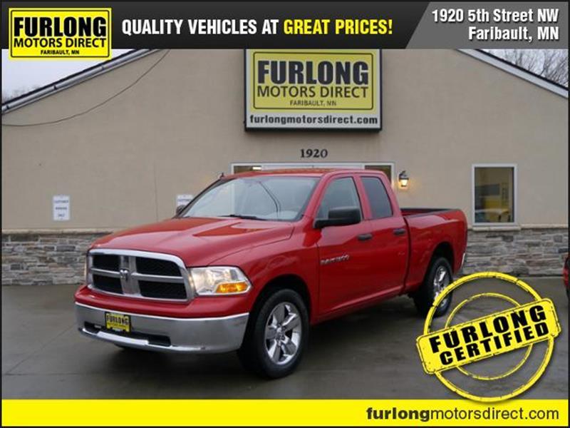 Ram Used Cars Pickup Trucks For Sale Faribault Furlong Motors Direct