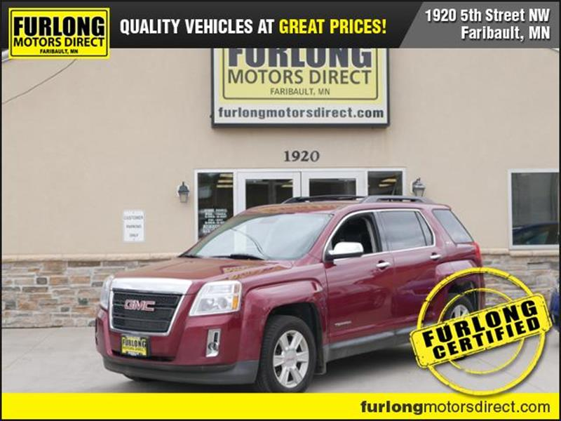 Certified 2012 gmc terrain for sale for Community motors gmc waterloo iowa