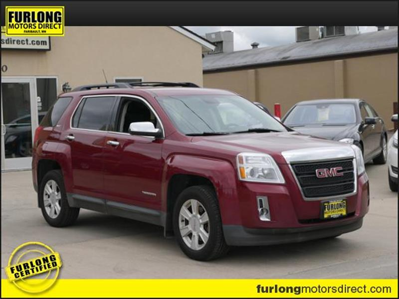 2012 gmc terrain awd slt 1 4dr suv in faribault mn. Black Bedroom Furniture Sets. Home Design Ideas