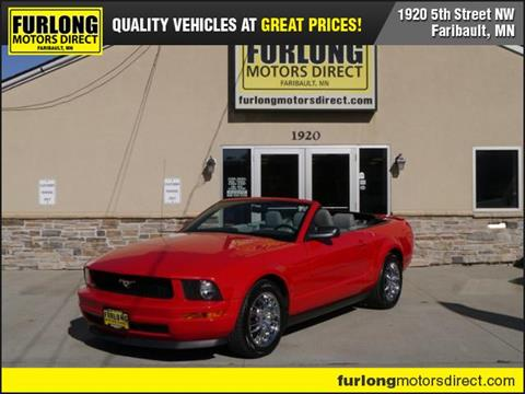 2008 Ford Mustang for sale in Faribault, MN