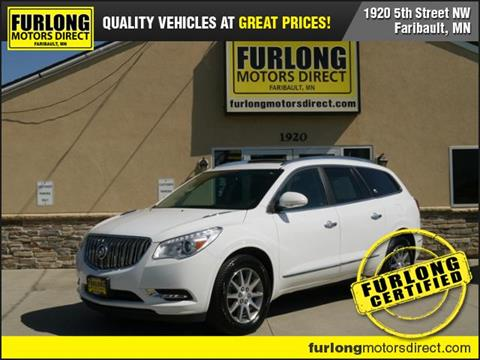 2017 Buick Enclave for sale in Faribault, MN
