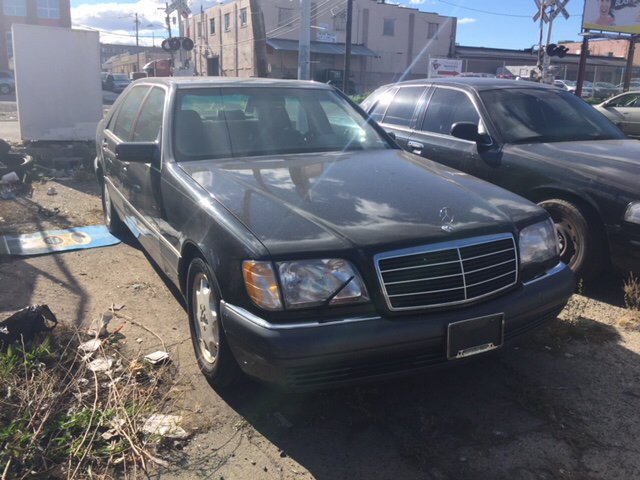 1996 mercedes benz s class for sale in paterson nj for 1996 mercedes benz s500