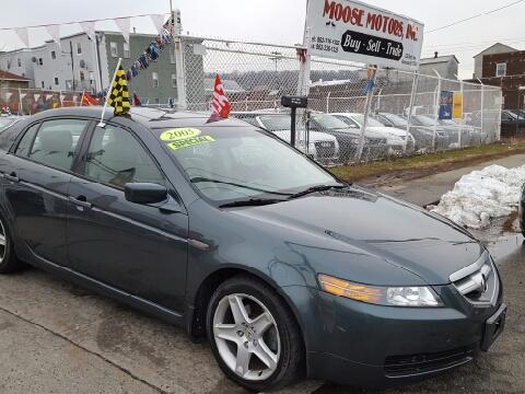 2005 Acura TL for sale in Paterson, NJ