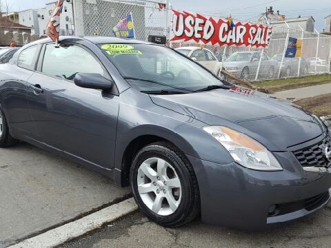 2009 Nissan Altima for sale in Paterson, NJ