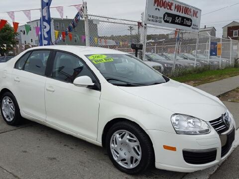 2007 Volkswagen Jetta for sale in Paterson, NJ
