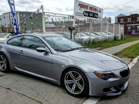 2007 BMW M6 for sale in Paterson, NJ