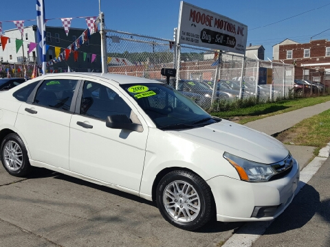 2009 Ford Focus for sale in Paterson, NJ