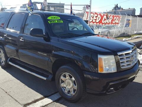 2003 Cadillac Escalade for sale in Paterson, NJ