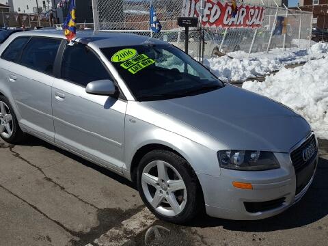2006 Audi A3 for sale in Paterson, NJ