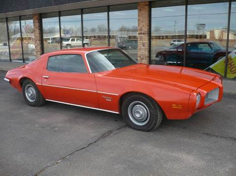1970 Pontiac Firebird for sale in Eureka, KS