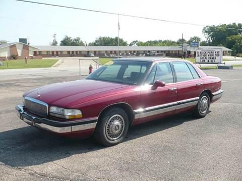 1991 Buick Park Avenue for sale in Eureka, KS