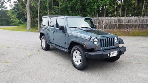 2013 Jeep Wrangler Sport for sale in Plaistow NH