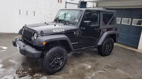 2016 Jeep Willys for sale in Plaistow, NH