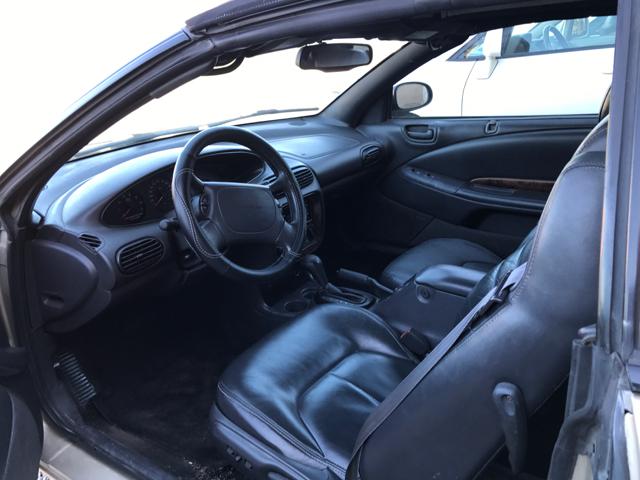 1998 Chrysler Sebring JXi 2dr Convertible - Akron OH