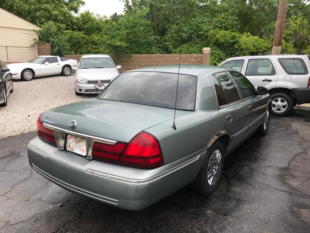 2005 Mercury Grand Marquis GS 4dr Sedan - Akron OH