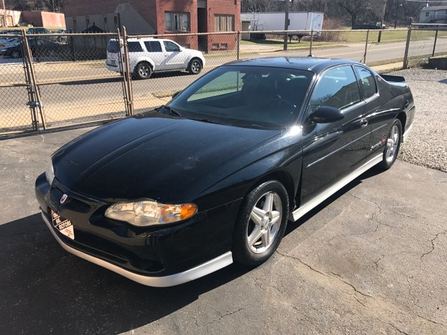2004 Chevrolet Monte Carlo SS Supercharged 2dr Coupe - Akron OH